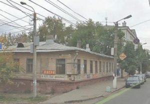 здание где находилась первая телефонная станция