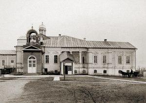 Архиерейские палаты. Год постройки 1774 г
